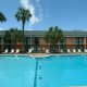 Best Western Sweetgrass pool sideview