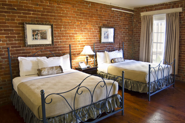 Luxury Room View At The Ambador Hotel Boutique In New Orleans Louisiana