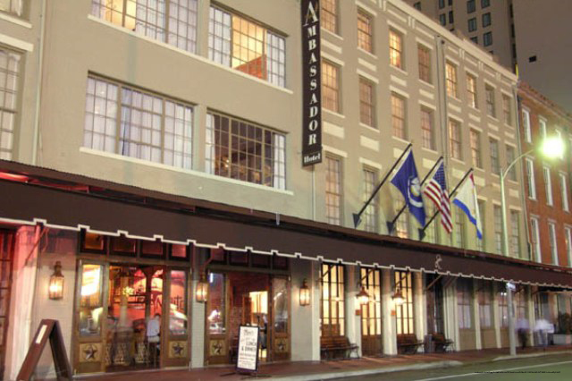 New orleans vacations ambassador hotel boutique hotel for Boutique hotel orleans france