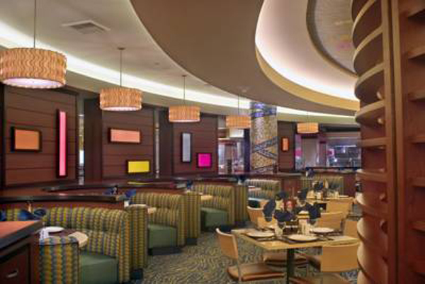 Las vegas vacations harrah 39 s las vegas casino hotel for Dining room 101 heswall