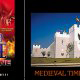 Performance of Le Grand Cirque and The Medieval Times Castle in Myrtle Beach South Carolina.