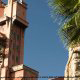 The Tower Hotel is a featured ride at Disney's Hollywood Studios in Orlando, Florida.