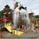 The Big Splash in Dollywood at Pigeon Forge.