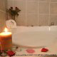 Private Jacuzzi in Crowne Plaza Hotel Orlando - Universal at Orlando, Florida. Perfect choice for Valentines Day.