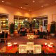 Contemporary Style Restaurant in Crowne Plaza Hotel Orlando - Universal at Orlando, Florida.