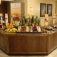 Enjoy the Breakfast Buffet daily in EverGreen Caf´.