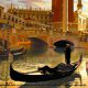 Experience Gondola Ride at The Venetian Resort Hotel and Casino in Las Vegas, Nevada.