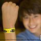 Wrist band allows access to the water park at the Wilderness Stone Hill Lodge in Pigeon Forge Tennessee.