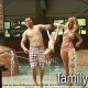 Water park attracts those looking for a family vacation to the Wilderness Stone Hill Lodge in Pigeon Forge Tennessee.