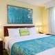 Spring Hill Suites by Marriott bed