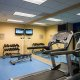 Spring Hill Suites by Marriott fitness center