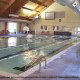 Enjoy the indoor pool amenities at Kings Creek Plantation in Williamsburg, VA.