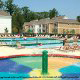 Kids Pool View at Kings Creek Plantation in Williamsburg, VA.