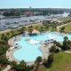 Yacht Club at Barefoot Resort pool overview