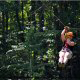 Fun for all ages, don't miss out on zipline adventures in Pigeon Forge Tennessee.