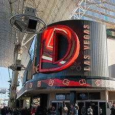 The D (Formerly Fitzgerald's Casino) | Las Vegas, Nevada