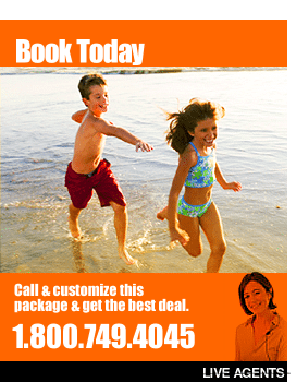 We have the best deals on travel in Ormond Beach FL Family Travel Specials!