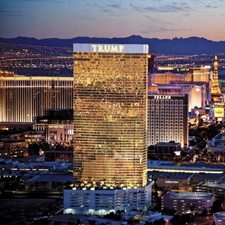 $99 | Trump International Hotel | Birthday Las Vegas Vacation | Deluxe Hotel Room | 3 Days 2 Nights | Discount Hotel Rate