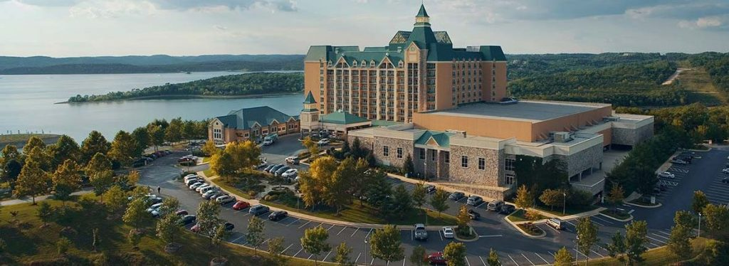 $199 ( All Inclusive ) Branson, MO | Romantic Getaway Vacation Package | 3 Days 2 Nights | Chateau On The Lake Resort | FREE $100 Dining Card