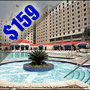$159 ( All Inclusive ) Biloxi, MS | Last Minute Family Vacation | 4 Days 3 Nights | Harrah's Grand Casino Hotel | Deluxe Hotel Room | Free $25 Dining Dough