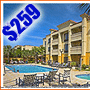 $259 (All Inclusive) 4 Days 3 Nights | St. Augustine, FL | Christmas Discount Vacation Special | Hampton Inn Vilano Beach | Free Breakfast | $25 Dining Dough