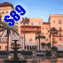 $89 (All Inclusive) 3 Days 2 Nights | St. Augustine, FL | Thanksgiving Vacation Special | Best Western Spanish Quarter Inn | Free Breakfast | $25 Dining Dough