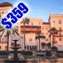 $359 (All Inclusive) 6 Days 5 Nights | St. Augustine, FL | New Years Vacation Special | Best Western Spanish Quarter Inn | Free Breakfast | $50 Dining Dough