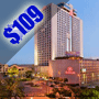 $109 ( All Inclusive ) | New Orleans | Getaway Vacation Package Deal | 3 Day 2 Night | Hilton Riverside Hotel | Free $50 Dining Card