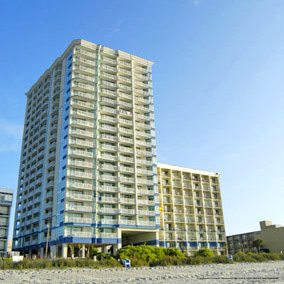$149 | BEST WESTERN CAROLINIAN | EASTER VACATION | MYRTLE BEACH
