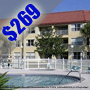 $269 | Orlando, FL | Parc Corniche Condominium Suite Hotel  | 5 Days And 4 Nights | 2 Bedroom Suite | Summer Family Vacation | $50 Dining Dough