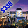 $339 | Orlando, FL | Quality Suites The Royale Parc Suites  | 5 Days And 4 Nights | 1 Bedroom Suite | Summer Family Vacation | $100 Dining Dough