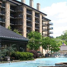 $49 (All Inclusive) | 3 Day 2 Night | Gatlinburg, TN | Cheap Family Vacation | Gatlinburg Town Square Resort | Deluxe Hotel Room