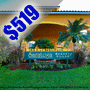 $519 | Orlando, FL | Summer Review Family Vacation | Best Western Premier Saratoga Resort Villas  | 5 Days And 4 Nights | 3 Bedroom Villa | $100 Dining Dough | 2 Free Disney Tickets