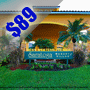 $89 | Orlando, FL | Back To School Special Vacation | Best Western Premier Saratoga Resort Villas  | 3 Days And 2 Nights | 2 Bedroom Villa | $50 Dining Dough