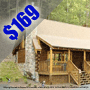 $189 (All Inclusive) | 3 day 2 night | Pigeon Forge, Tennessee | Cheap Family Vacation Package | 1 Or 2 Bedroom Luxury Cabin  | Smoky Mountains | Best Pigeon Forge Cabin Deals