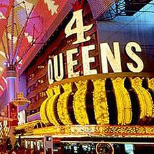 Las Vegas Vacations - Four Queens Hotel and Casino vacation deals