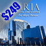 $249 ( All Inclusive ) | Las Vegas, NV | 3 Days and 2 Nights | New Years Family Vacation | Aria Las Vegas Hotel and Casino | Limited Availability