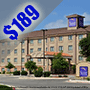 $189 ( All Inclusive ) | San Antonio, TX | 4 Days And 3 Nights | Cheap Christmas Vacation | Sleep Inn & Suites Near Seaworld  | Limited Availability | $50 Dining Dough
