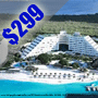 $299 ( All Inclusive ) | 4 Day 3 Night | Cancun, Mexico | Discount Family Vacation | Oasis Palm Resort | Deluxe Hotel Room