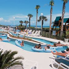 $239 Last Minute Myrtle Beach, SC Memorial Day Resort Getaway Deal | 4 Days 3 Nights | The Grande Shores Hotel | Ocean Front Resort | FREE $100 Dining Card Included