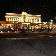 $339 | South Point Hotel and Casino | Summer Las Vegas Vacation | Deluxe Hotel Room | 5 day 4 night | $100 Dining Dough