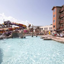 $299 | Wilderness Stone Hill Lodge | Summer Pigeon Forge Vacation | Deluxe Hotel Room | 5 day 4 night | $100 Dining Dough