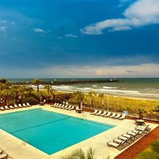 $215 | 4 Days 3 Nights Myrtle Beach Ocean Front Resort | Standard Hotel Rooms