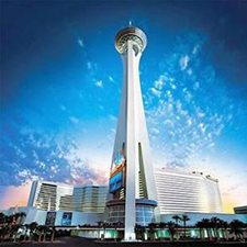 $99 | Stratosphere Casino, Hotel, and Tower | Memorial Day Las Vegas Vacation | Deluxe