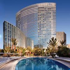 $249 | Aria Las Vegas Hotel and Casino | Anniversary Las Vegas Vacation | Deluxe Hotel Room | 3 Days 2 Nights | 2 Show Tickets
