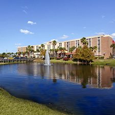 $389 (All Inclusive) | Orlando / Kissimmee, FL | Spring Vacation Deal | Clarion Hotel Maingate | 5 Days 4 Nights | Deluxe Hotel Room | Free $50 Dining Dough | Disney Tickets Sale