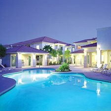 $259 | Desert Paradise Resort | Anniversary Las Vegas Vacation | Deluxe Hotel Room | 5 Days 4 Nights | $100 Dining Dough