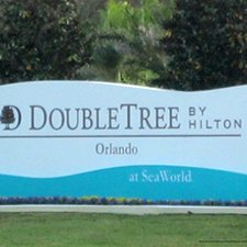 $349 | DoubleTree at SeaWorld | Summer Orlando Vacation | Deluxe Hotel Room | 6 day 5 night | 2 SeaWorld Tickets