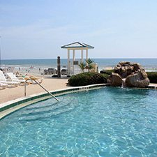 $299 ( All Inclusive ) | Daytona Beach, Florida | Family Vacation Package Deal | 6 Days 5 Nights | 1 Bedroom Condo | Ocean Front Grand Seas Resort | 1 Bedroom Condo | FREE $100 Dining Dough Card