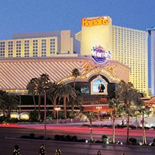 Las Vegas Vacations - Harrah's Las Vegas Casino Hotel vacation deals